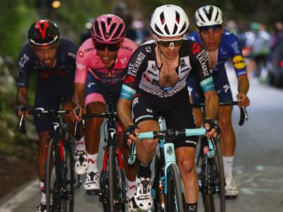 Giro d'Italia 2021 oggi: Verbania-Valle Spluga/Alpe Motta, tv, programma, streaming RAI ed Eurosport