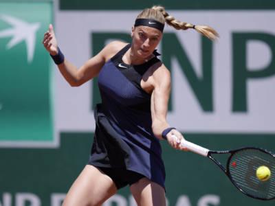 Roland Garros 2021, risultati femminili 30 maggio: avanti Kvitova ed Azarenka, fuori Kerber e Cocciaretto