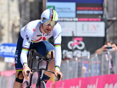 Medagliere Mondiali ciclismo 2021: Italia terza con l'oro di Filippo Ganna!