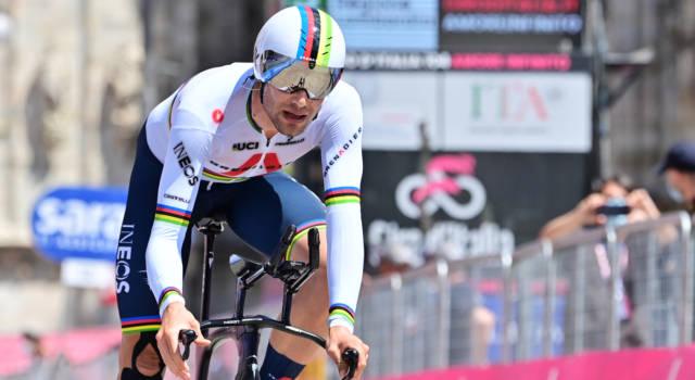 """Ciclismo Olimpiadi Tokyo, Filippo Ganna: """"'Idea di fare qualcosa di bello. Mi concentrerò prima sulla crono e poi sulla pista"""""""