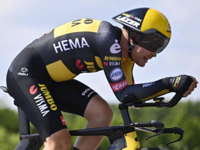 """Giro d'Italia 2021, Tobias Foss: """"Arrivare nei dieci in un grande giro è un sogno che diventa realtà"""""""