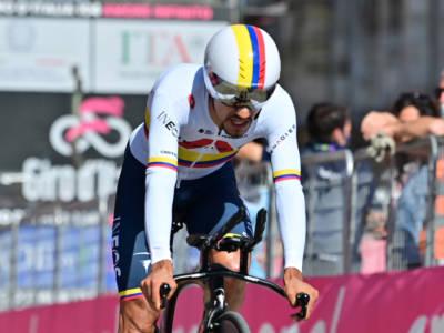"""Giro d'Italia 2021, Daniel Martinez: """"Bernal ha vinto grazie al suo talento. A Sega di Ala non era in crisi"""""""