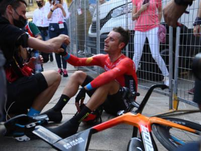 Giro d'Italia 2021, quanti soldi ha guadagnato Damiano Caruso? Montepremi di lusso per il secondo posto