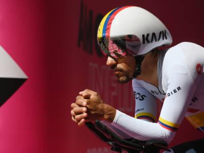 Giro d'Italia 2021, la rivelazione Daniel Martinez: 5° da gregario di Bernal