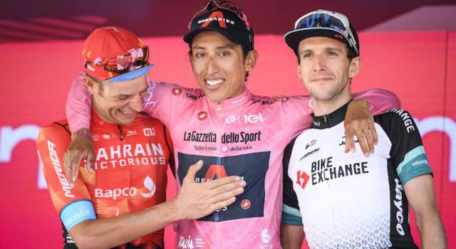 Giro d'Italia 2021, il pagellone: Bernal e Ineos padroni indiscussi. Damiano Caruso orgoglio azzurro