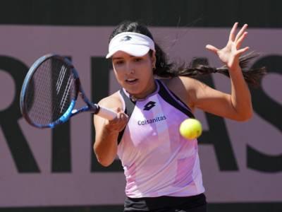 Roland Garros 2021, risultati femminili 31 maggio: a Zidansek la battaglia con Andreescu, bene le due azzurre