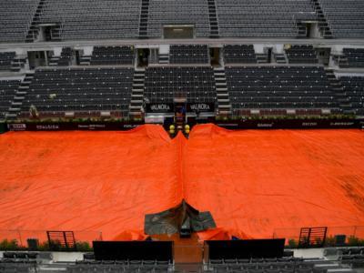 Internazionali d'Italia, Sonego-Rublev rinviata a domani per la pioggia. Previsti due match in un giorno