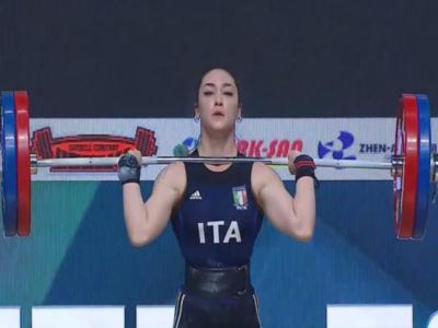Sollevamento pesi, Mondiali Junior: Giulia Miserendino conquista un doppio argento nei 64 kg!