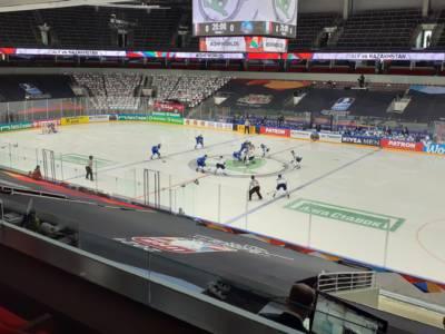 Hockey ghiaccio, Mondiali 2021: Italia travolta dal Kazakistan. Azzurri ancora a secco di punti