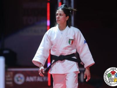 Judo, Francesca Milani è terza nel Grand Slam di Kazan! Ipotecato il pass per Tokyo nei 48 kg