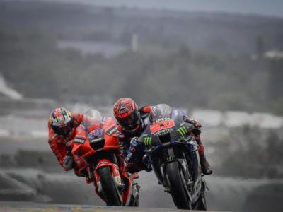 MotoGP, 4 GP prima della sosta estiva. Quali piste sono favorevoli alla Ducati e quali alla Yamaha