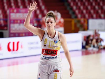 Basket femminile: Reyer Venezia, vittoria d'autorità in gara-1 di finale scudetto con il Famila Schio