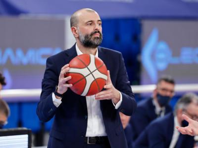 Basket: Maurizio Buscaglia-Germani Brescia, è addio. Nuovo corso per il club lombardo