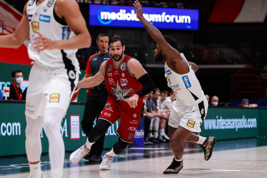 Playoff Basket Serie A1 2021, gara 4 quarti di finale: programma, data, orario, tv