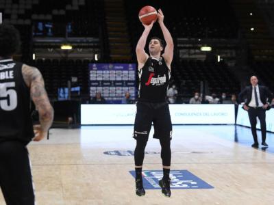 Brindisi-Virtus Bologna oggi: orario, tv, programma, streaming gara-1 semifinale Playoff basket