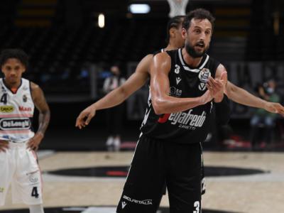 Basket: Brindisi e Virtus Bologna, è caccia alla chiusura delle serie di quarti di finale contro Trieste e Treviso