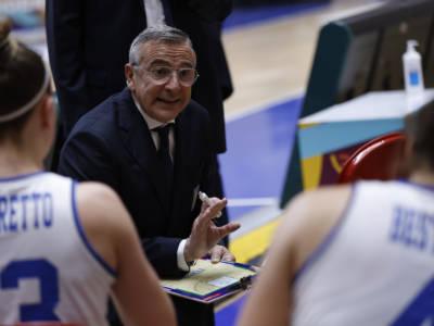 """Basket femminile: oggi si replica contro la Francia. Lino Lardo: """"Ho visto un gruppo che si aiuta"""""""
