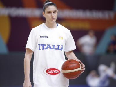 Basket femminile: Cecilia Zandalasini-Virtus Bologna, il caso di mercato del giorno visto nei dettagli