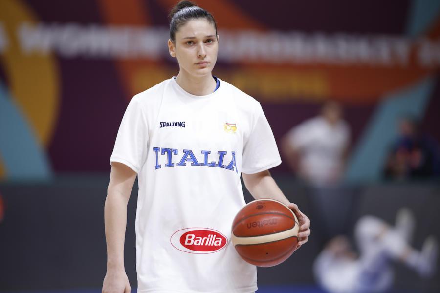 Basket femminile: Cecilia Zandalasini Virtus Bologna, il caso di mercato del giorno visto nei dettagli