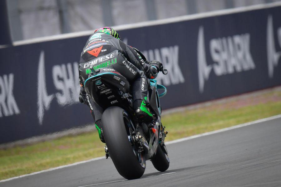 """MotoGP, Franco Morbidelli: """"Nella caduta il ginocchio ha ceduto di nuovo, adesso farò un po' di cure"""""""