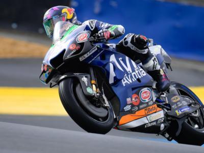"""MotoGP, Enea Bastianini: """"Sono molto contento di questo decimo posto. Gara dura, ho sofferto il drop della gomma"""""""