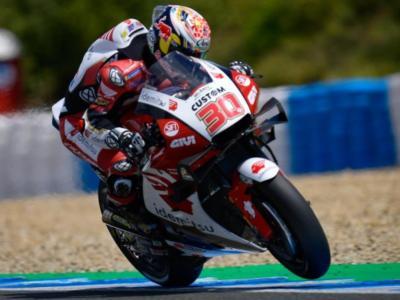 MotoGP, risultati e classifica warm-up GP Catalogna: Takaaki Nakagami il più veloce, Morbidelli 3°. Bene Valentino Rossi 10°