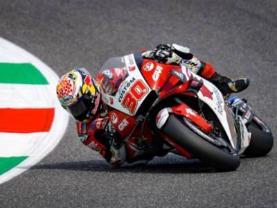 MotoGP, Nakagami è il più rapido nel warm-up al Montmelò. Quartararo impressiona sul passo, 10° Valentino Rossi