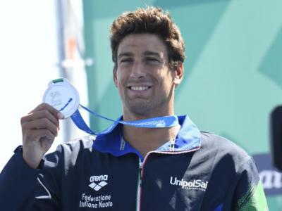 Nuoto di fondo, Matteo Furlan è argento nella 25 km degli Europei 2021! Vince Reymond, quarto Occhipinti, Ruffini sesto
