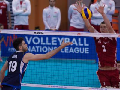 LIVE Italia-Polonia 0-3, Nations League volley in DIRETTA: non basta il carattere agli azzurri, polacchi superiori!