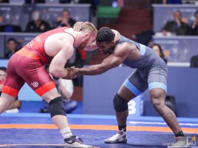 Lotta, Abraham Conyedo gladiatorio! Vince la battaglia con Bataev e si qualifica per le Olimpiadi di Tokyo 2021!