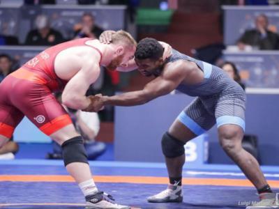 Lotta, Preolimpico Sofia: Abraham Conyedo sconfigge Thiele e vola ai quarti di finale nei 97 kg!
