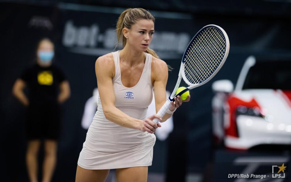 Tennis, WTA Parma 2021: Camila Giorgi vince in tre set all'esordio contro Christina McHale