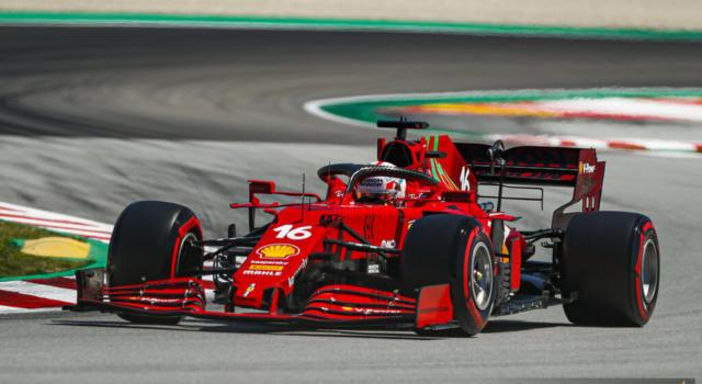 """F1, Charles Leclerc: """"Stiamo tirando fuori il meglio dalla Ferrari, ma non faremo rivoluzioni"""""""