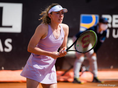 WTA Strasburgo 2021: quattro primi turni giocati, passano le francesi, Alexandrova e Linette