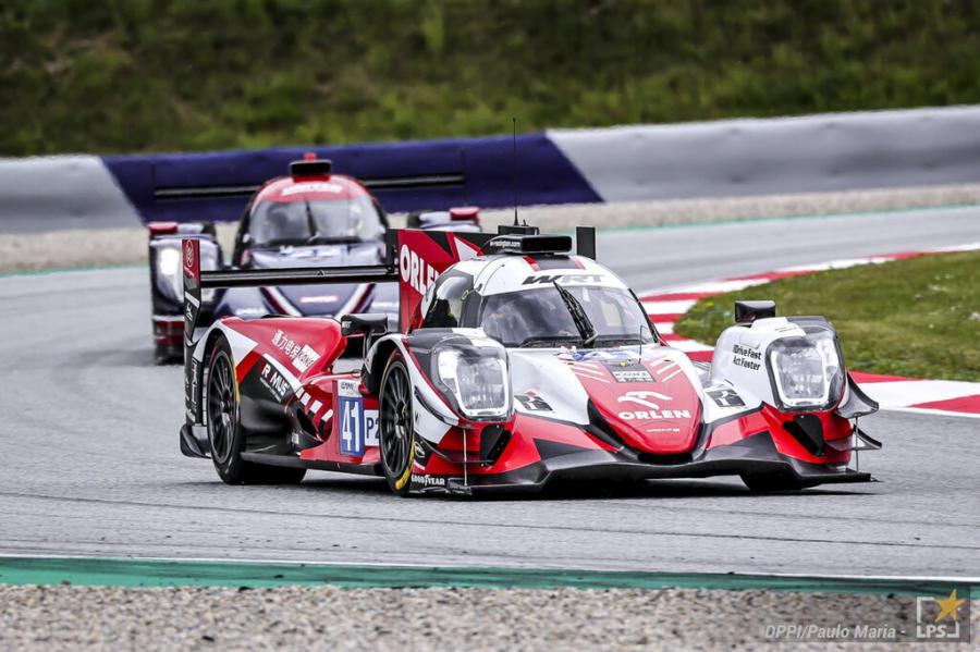 ELMS, 4 Ore Red Bull Ring: Bis di Kubica con WRT, tripletta Ferrari in GTE