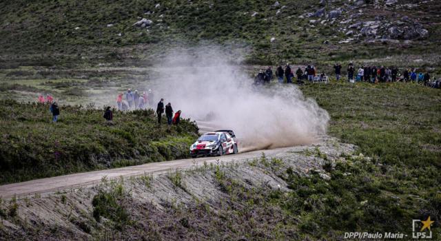 Rally, Portogallo day-3: Elfyn Evans gestisce e vince per la prima volta in stagione