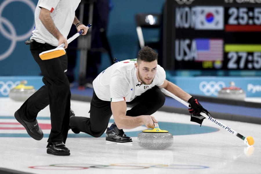 Curling, Mondiali doppio misto: esordio amaro per l'Italia sconfitta dalla Scozia