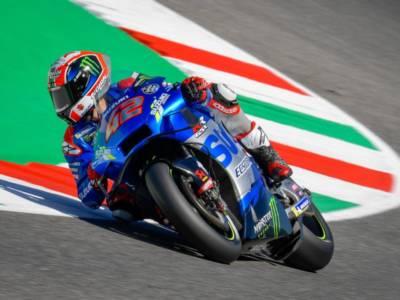 MotoGP, Alex Rins torna in pista in Germania