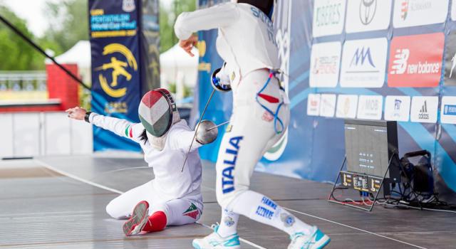 Pentathlon, Alice Sotero si qualifica alle Olimpiadi attraverso il ranking! Saranno due le azzurre a Tokyo!