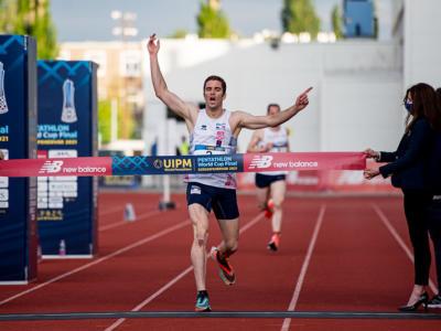 Pentathlon, Finali Coppa del Mondo 2021: Valentin Prades vince la gara maschile