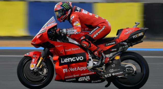 MotoGP. Ducati, mai così bene dal 2002. È la miglior gara di sempre! Si può credere al titolo mondiale