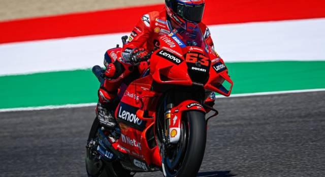 LIVE MotoGP, GP Italia in DIRETTA: risultato warm-up, orario gara, programma TV8