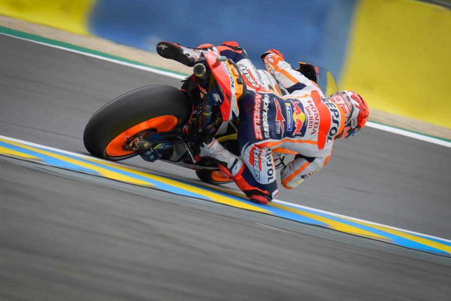 "VIDEO MotoGP, Marc Marquez e la doppia caduta di Le Mans: ""Ho spinto troppo…"""