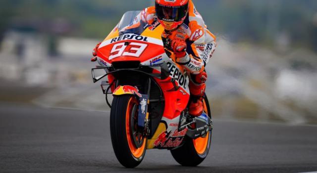 """VIDEO MotoGP, Marc Marquez: """"Non sono ancora al 100%, ma non sento limitazioni fisiche"""""""