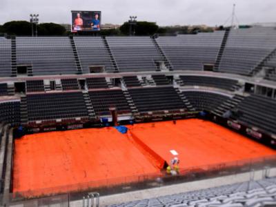 """ATP Masters1000 Roma, la FIT smentisce la presenza di pubblico: """"Protocolli non ancora definiti"""""""