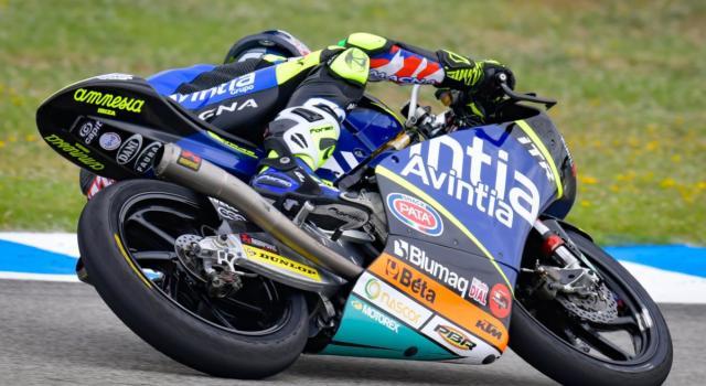 Moto3, risultati warm-up GP Spagna 2021: Carlos Tatay svetta in classifica, bene Fenati ed Antonelli