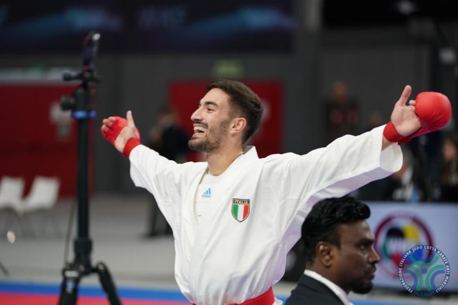 Olimpiadi Tokyo 2021, Karate: Angelo Crescenzo, scheda e palmares
