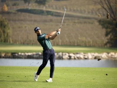 Golf: Adri Arnaus balza al comando del Canary Island Championship 2021. Francesco Laporta è terzo
