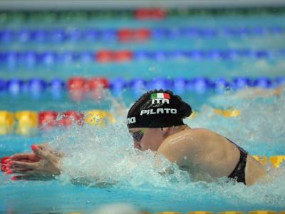 Nuoto, Europei 2021: risultati batterie 22 maggio. Benedetta Pilato stratosferica nei 50 rana, bene Panziera e la 4×100 sl mixed