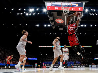 Olimpia Milano-Venezia oggi: orario, tv, programma, streaming gara-1 semifinale Playoff basket
